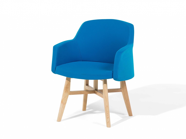 sessel blau relaxsessel ohrensessel fernsehsessel armlehnstuhl fauteuil ebay. Black Bedroom Furniture Sets. Home Design Ideas