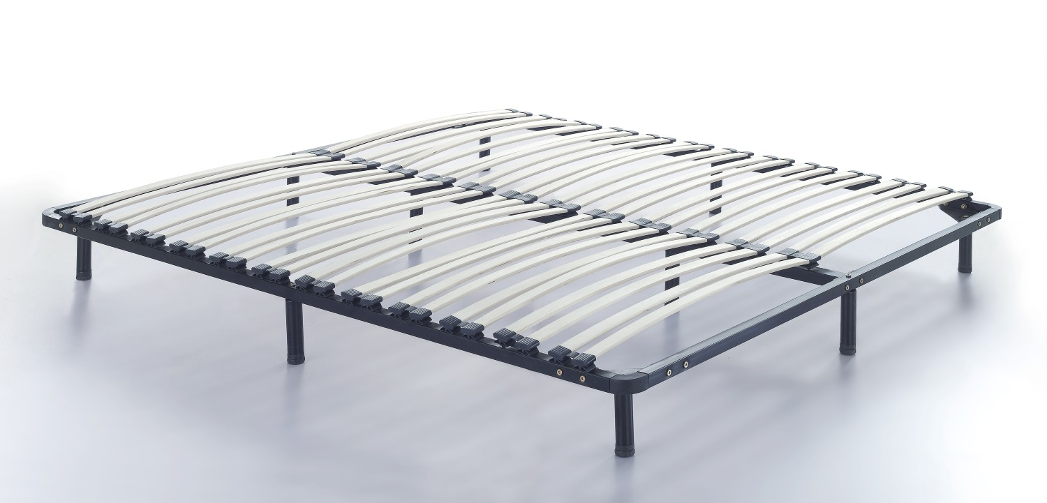 slatted bed frame super king size 180x200 cm 6 ft freestanding ebay. Black Bedroom Furniture Sets. Home Design Ideas