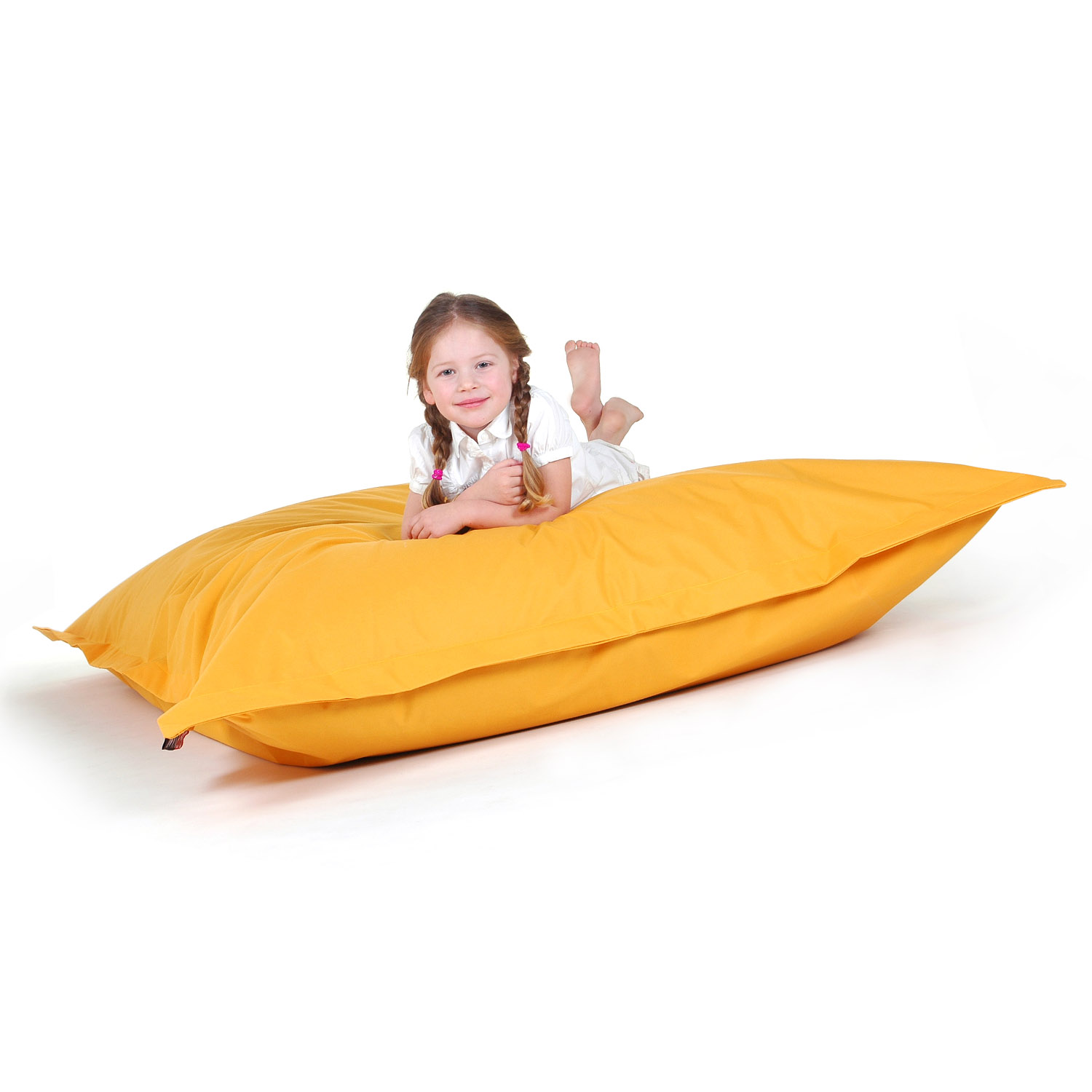 Bean Bag Kids Giant Adults Bean Bag Chair Large Yellow Ebay