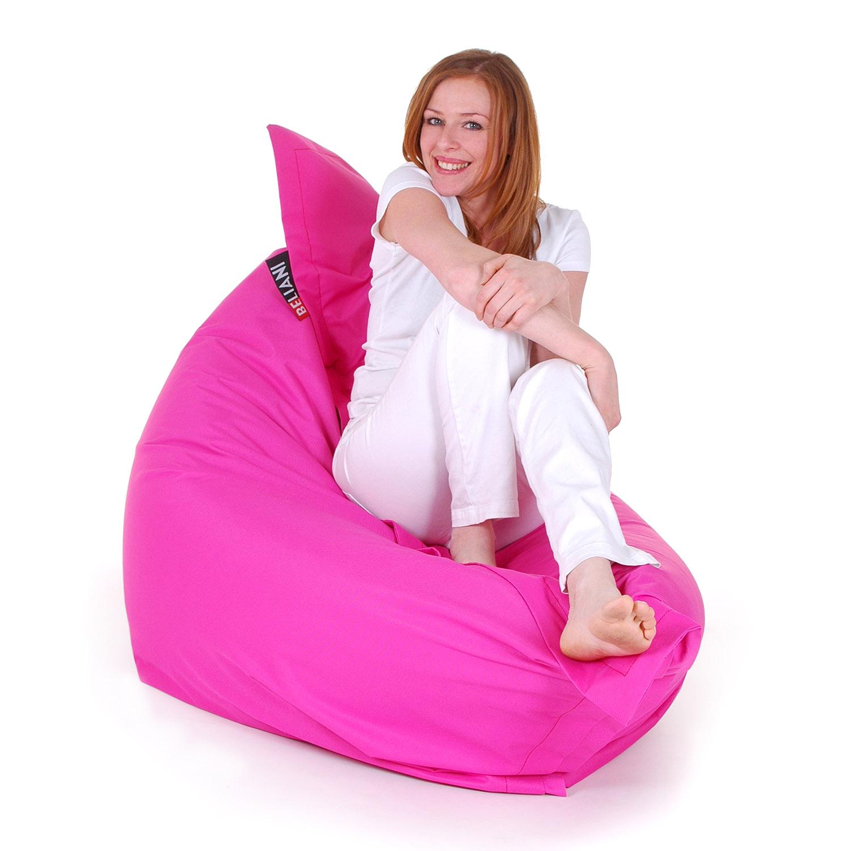 Bean bag Kids Giant adults Bean bag chair Pink