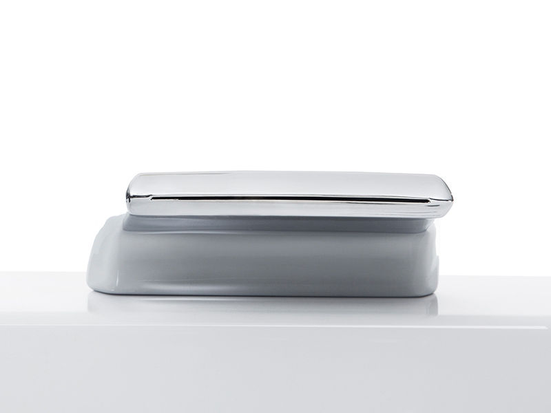 whirlpool spa badewanne acryl mit wasserfall verchromte armaturen rechts ebay. Black Bedroom Furniture Sets. Home Design Ideas