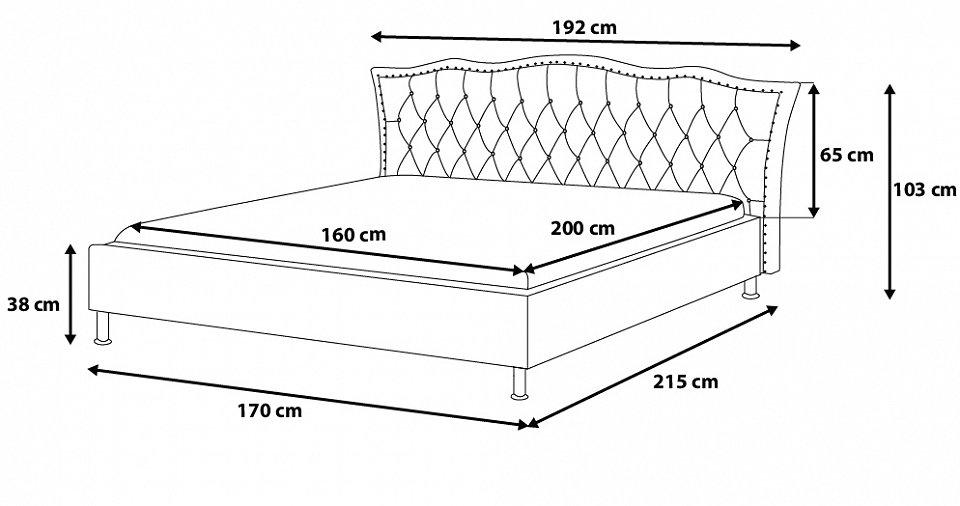 bett weiss 160x200 lederbett ehebett in baar kaufen bei. Black Bedroom Furniture Sets. Home Design Ideas