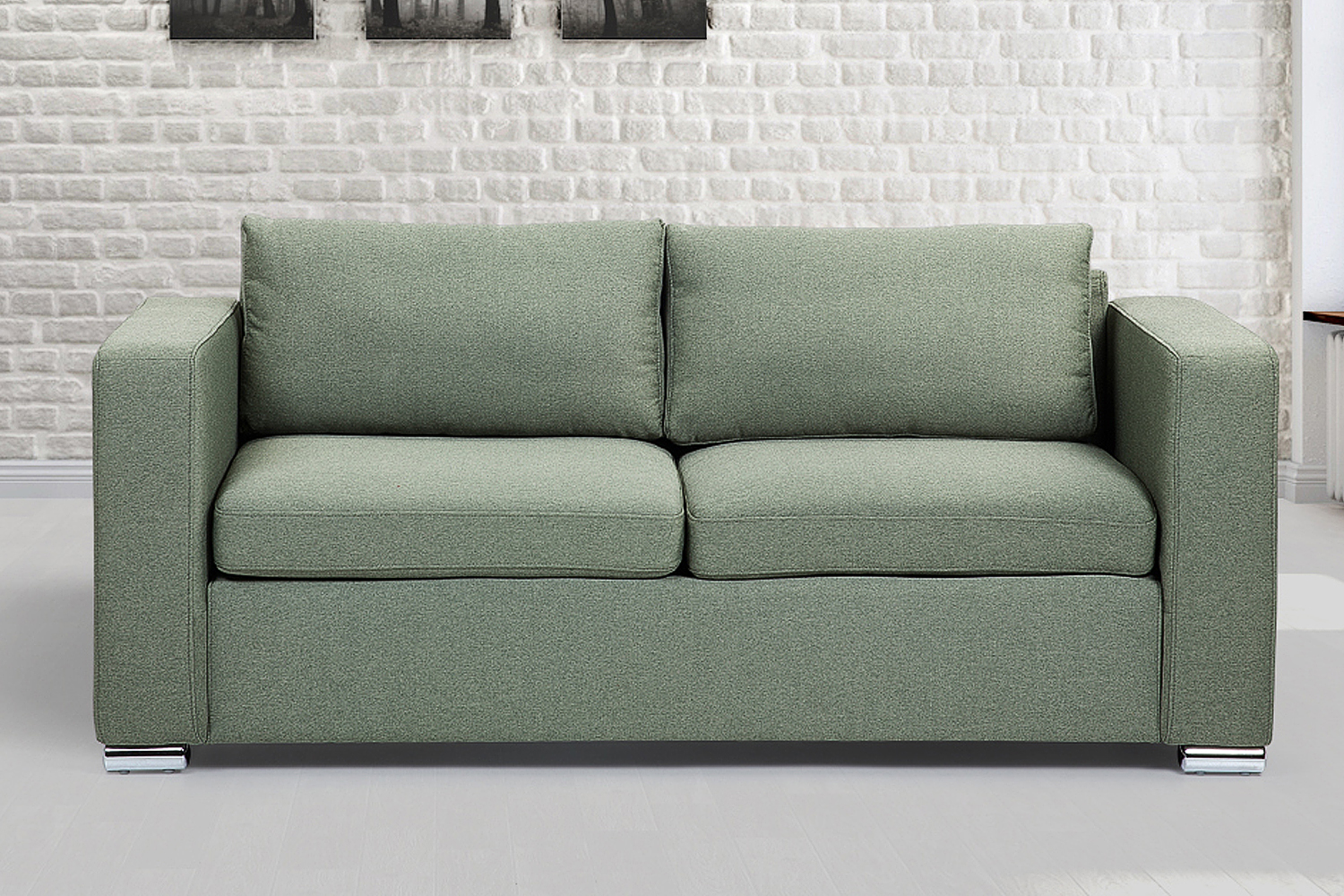 Fabric Sofa Two Seater Living Room Sofa 3 Seater Couch