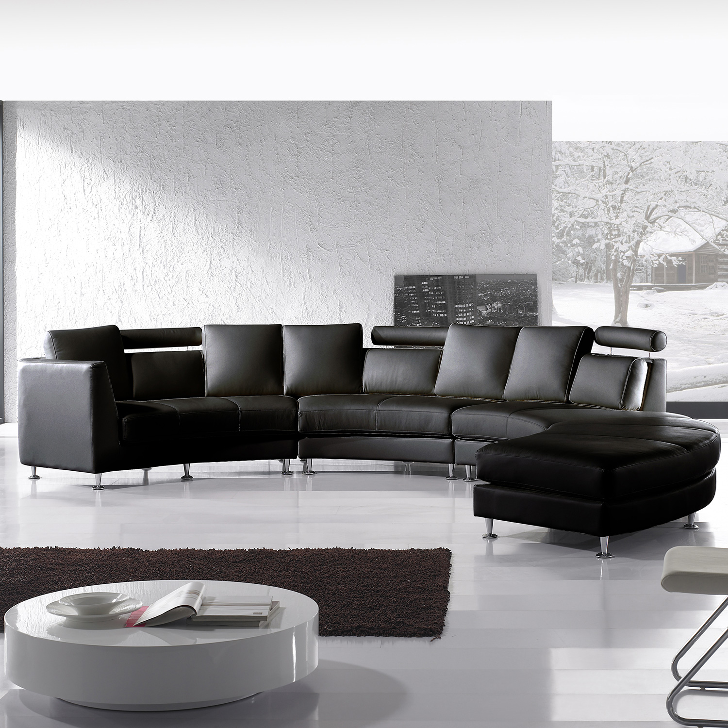 Sofa Sectional Modular Beige Fabric Living Room L Shape Left Oslo Ebay