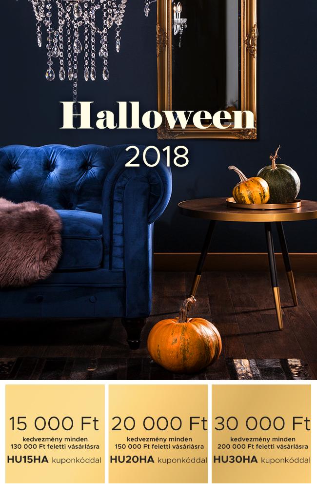 b92c2adf8a Vedd meg most a kedvenc bútoraidat Halloween alkalmából akár 30 000 Ft  extra kedvezménnyel! Hagyd hátra régi bútoraid szellemét és varázsold újjá  lakásod!